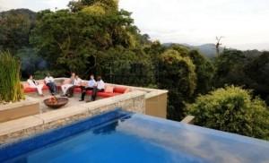 Nyungwe forest lodge-Luxury