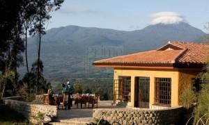 Sabyinyo Silverback Lodge-Luxury