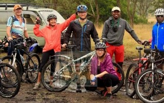 Go adventure cycling safaris in the land of a thousand hills